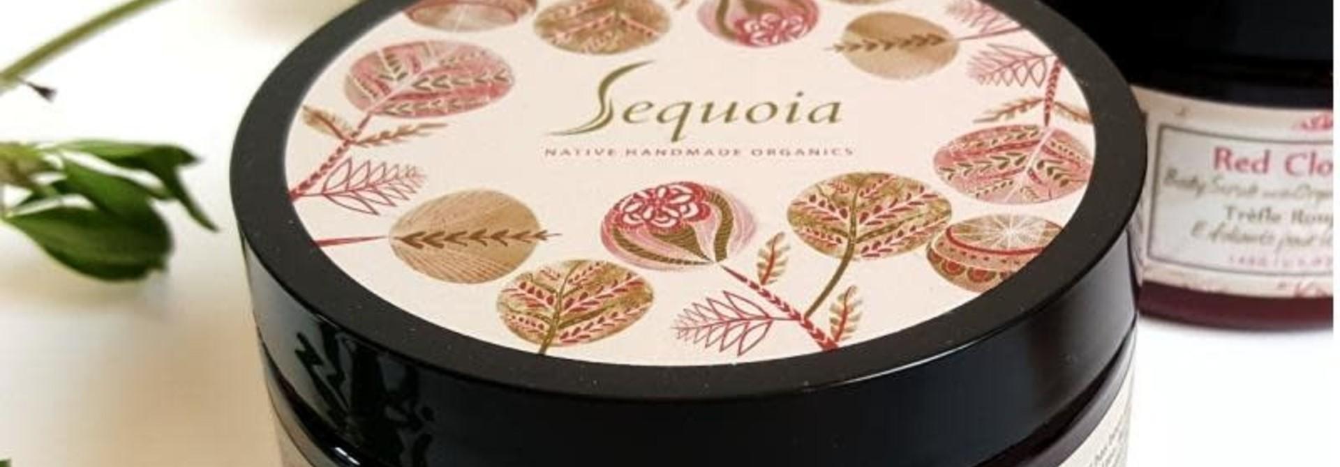 Red Clover Body Scrub 20oz by Sequoia