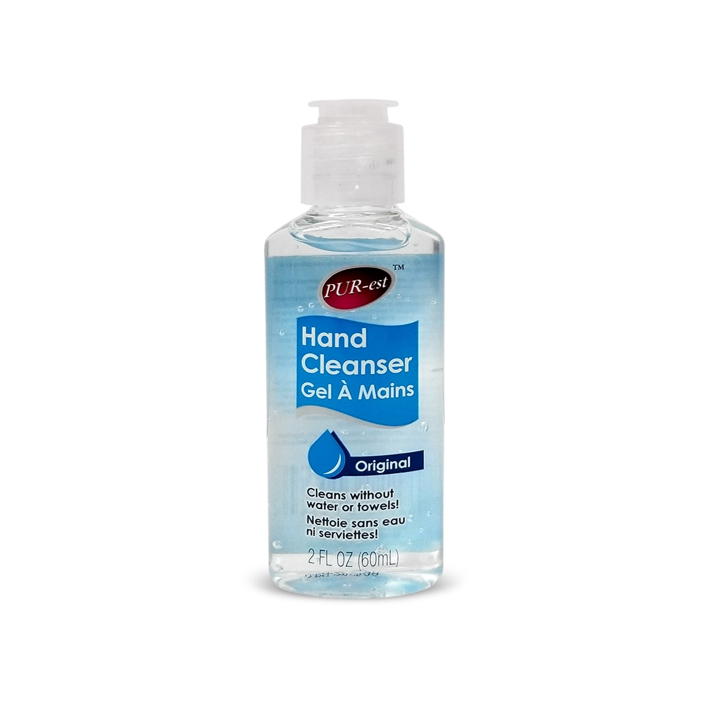 60 ML One step Live Clean hand Sanitizer-1