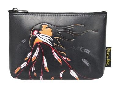Coin Purse -Eagle's Gift by Maxine Noel-1