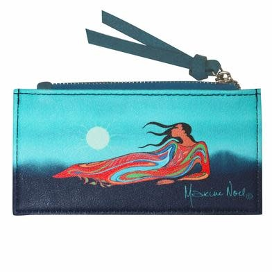 Card Holder - Mother Earth by Maxine Noel-1
