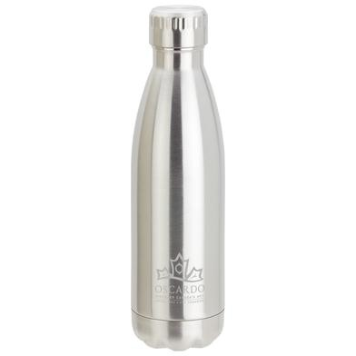Water Bottle & Sleeve - Peace Love & Happiness by Francis Dick-3