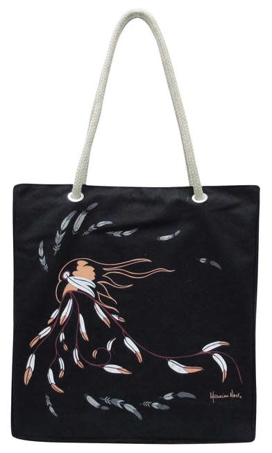 Eco Bag - Eagle's Gift by Maxine Noel-1