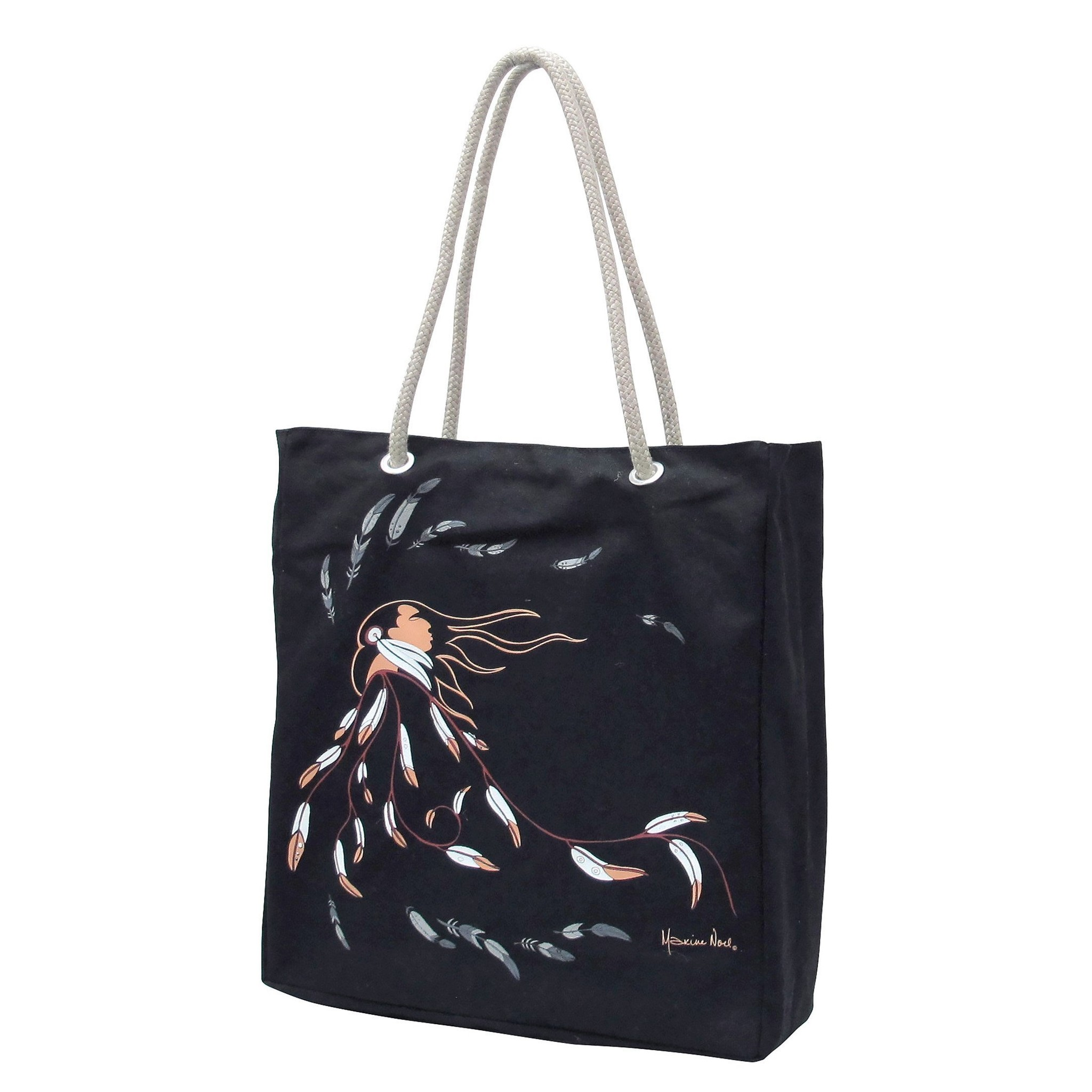 Eco Bag - Eagle's Gift by Maxine Noel-2