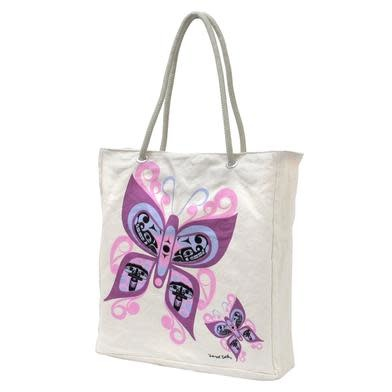 Eco Tote Bag  - Celebration of Life by Francis Dick-2