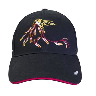Embroidered Baseball Cap - Eagle's Gift by Maxine Noel-1