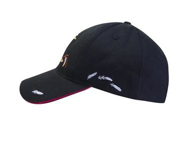 Embroidered Baseball Cap - Eagle's Gift by Maxine Noel-3