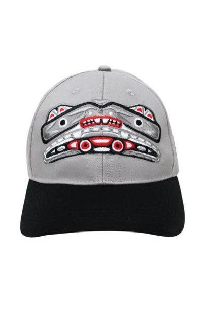 Embroidered Baseball Cap - Bear Box design