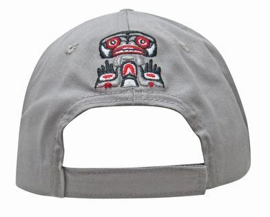 Embroidered Baseball Cap - Bear Box design-2