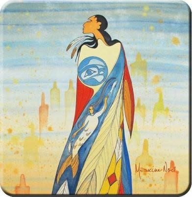 Coaster Set - Not Forgotten by Maxine Noel-1