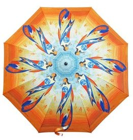 Collapsable Umbrella - Not Forgotten by Maxine Noel