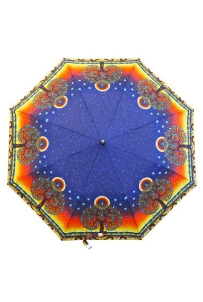 Collapsable Umbrella -Tree of Life by James Jacko