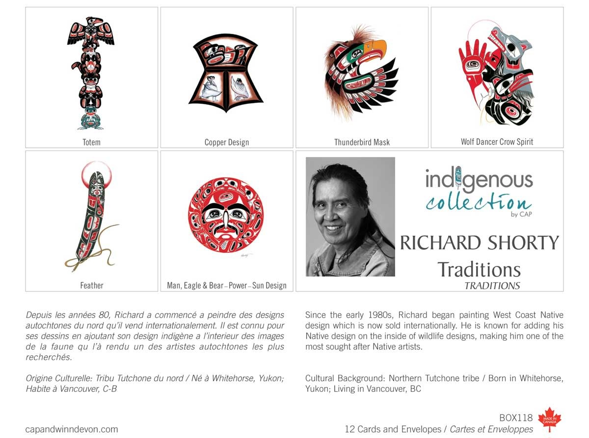 Boxed Art Cards - Indigenous Collection-9
