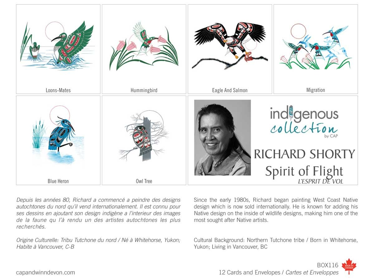 Boxed Art Cards - Indigenous Collection-10