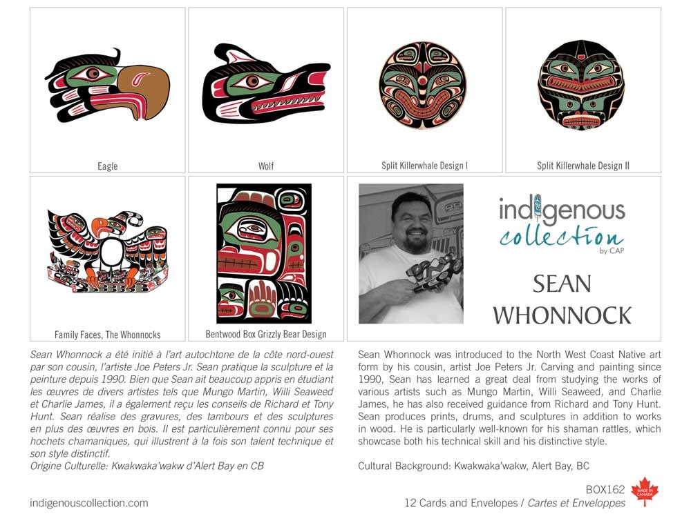 Boxed Art Cards - Indigenous Collection-11