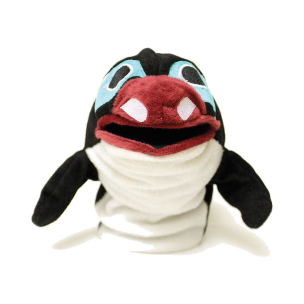 Puppet - Splash the Orca by Chris Kewistep-1