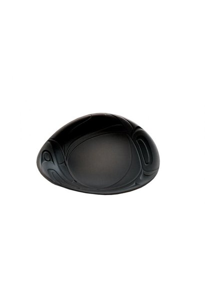 Small  Namwayut Free Form Bowl - Black by Corrine Hunt