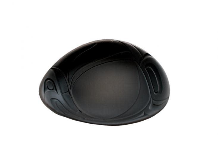 Small  Namwayut Free Form Bowl - Black by Corrine Hunt-1