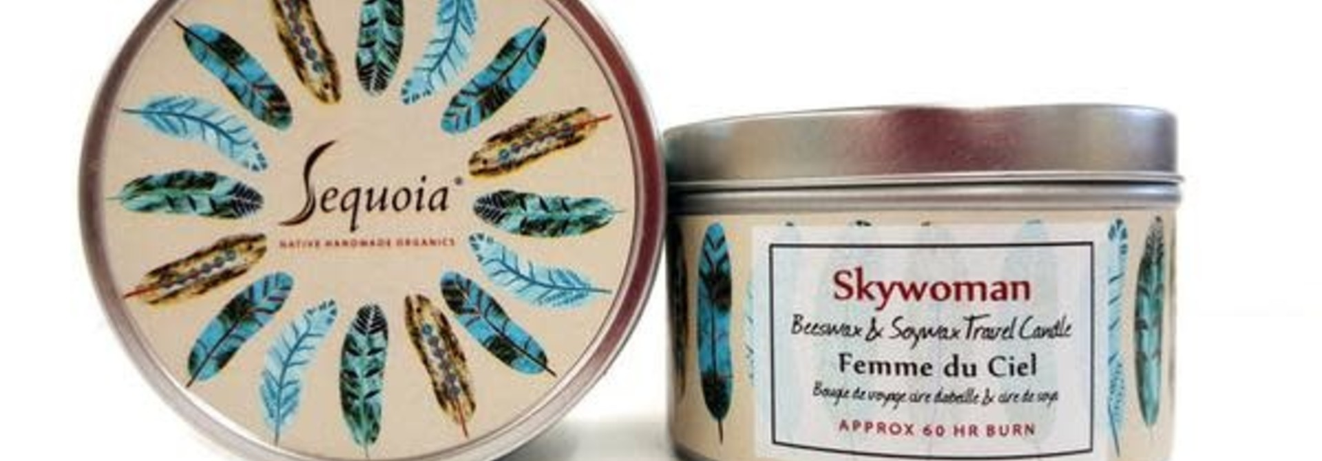 Sequoia 60 Hour Candle - Skywoman