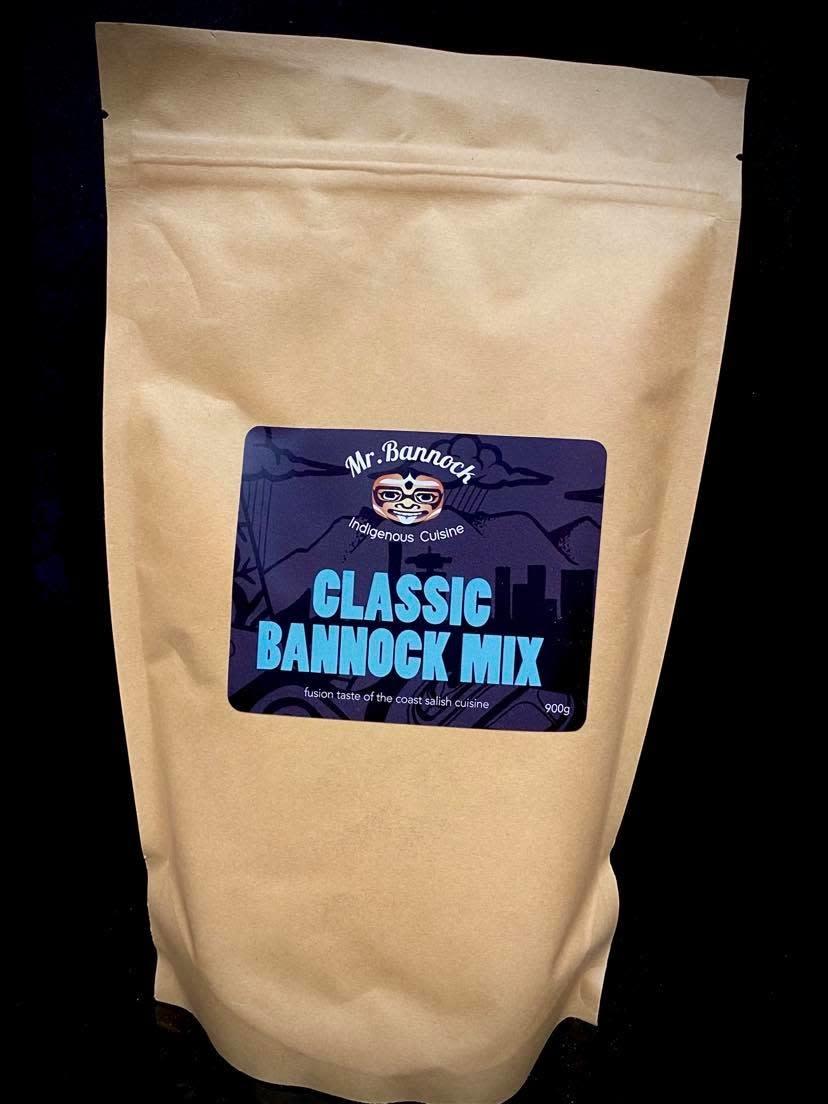 Mr. Bannock classic Bannock Mix 900g pkg-1