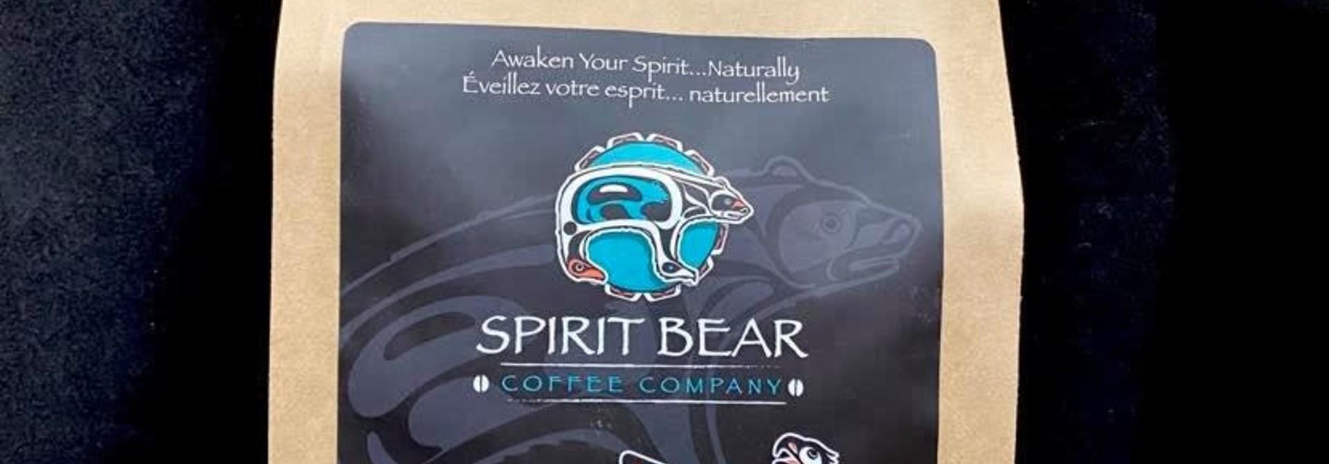 Spirit Bear Coffee-Eagle Medium Roast Beans 400g