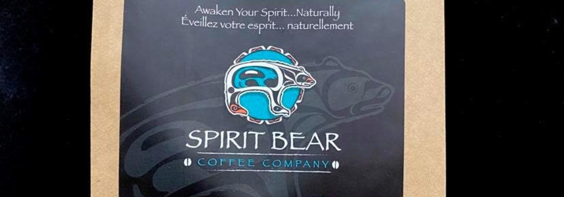 Spirit Bear Coffee - Frog Medium/Light Beans 454g
