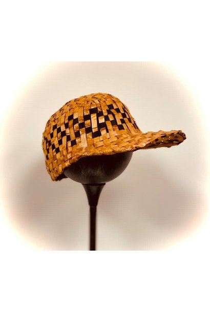 Cedar woven Ball Cap