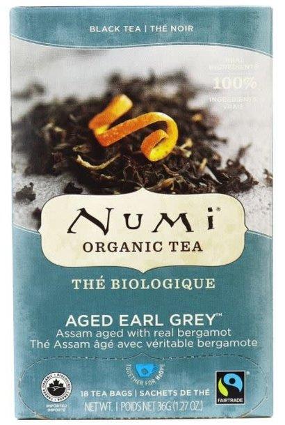 Numi Organic Aged Earl Grey