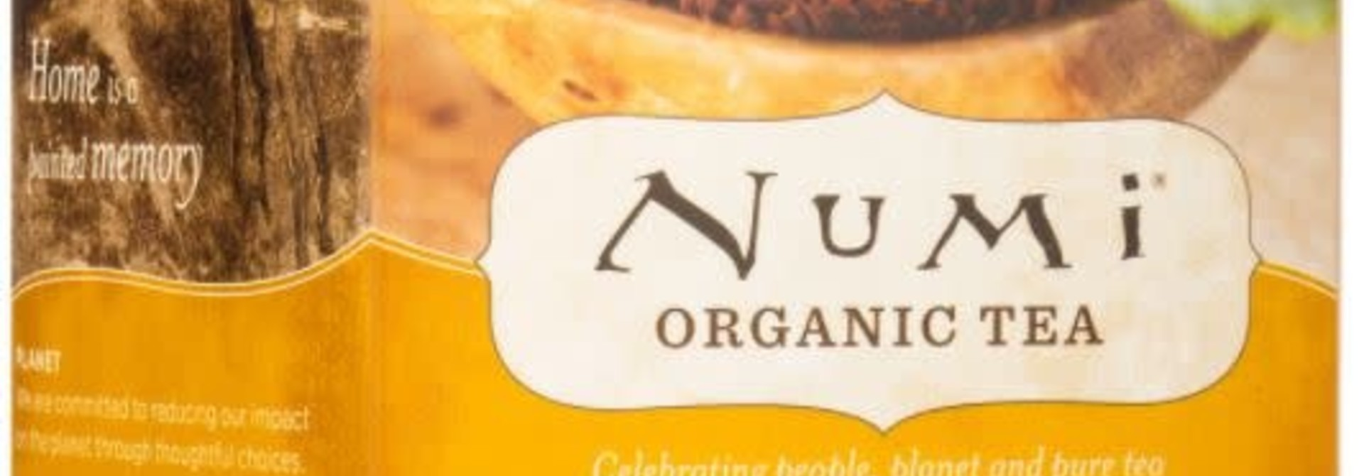 Numi Organic Honeybush Teas