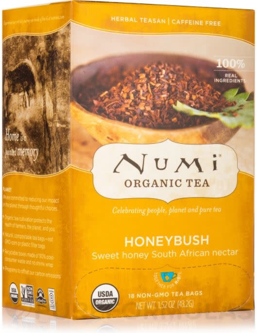 Numi Organic Honeybush Teas-1