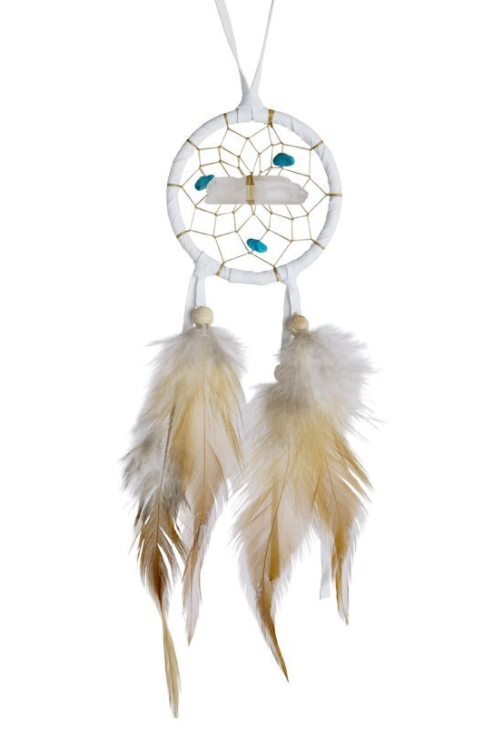 "2"" Dream Catcher White-1"