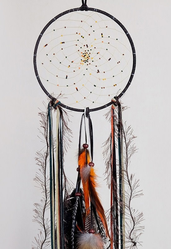 "6"" Seasons Dream Catcher - Fall-1"