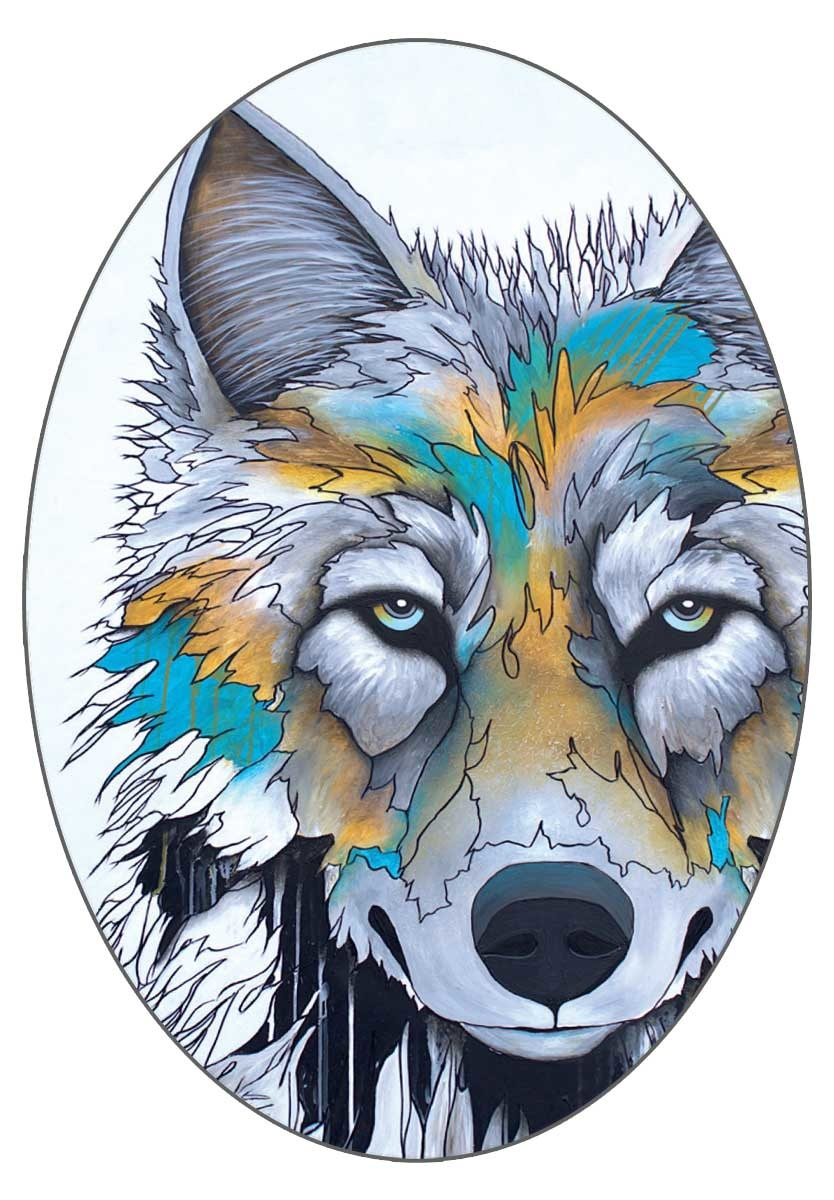 "Full Color Stickers 3.5"" x 5""-7"