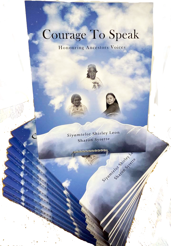 Courage to Speak-Honouring Ancestors Voices- Shirley Leon/Sharon Syrette-1