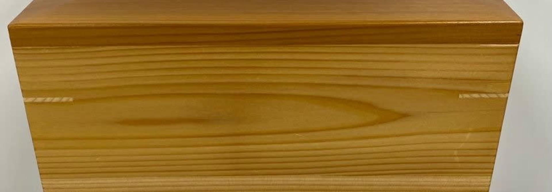 Urn box - Red Cedar