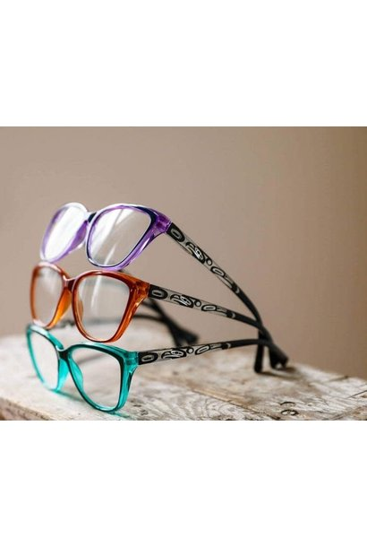 Jose Thunderbird Reading Glasses - Corrine Hunt