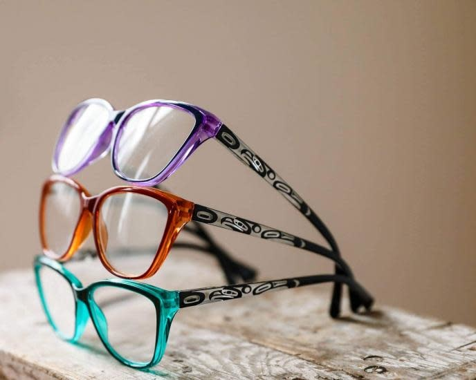 Jose Thunderbird Reading Glasses - Corrine Hunt-1