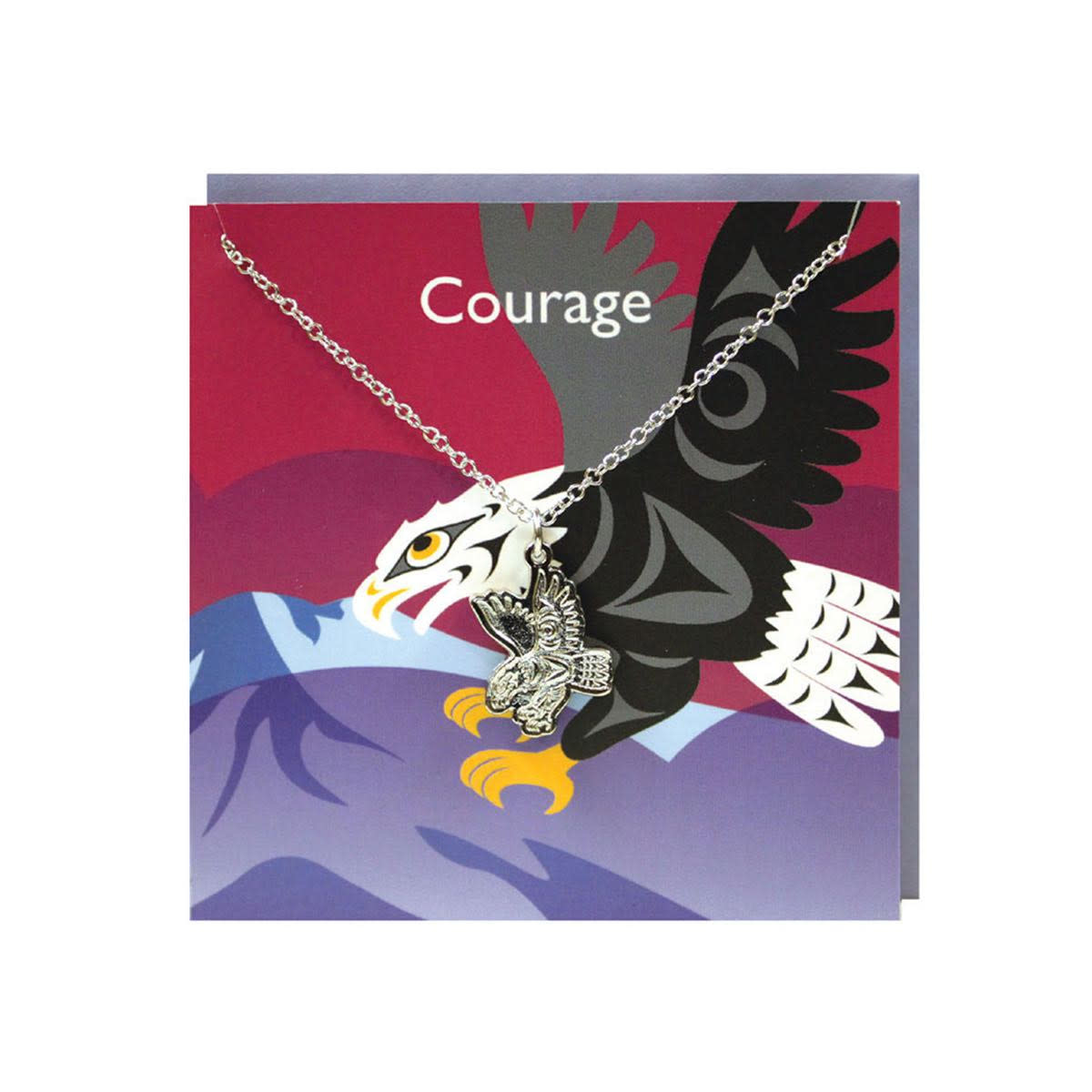 Pewter Charm Greeting Card-9