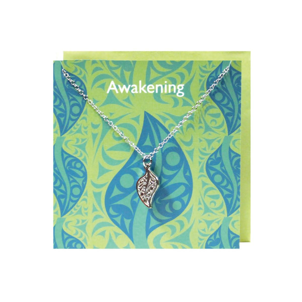 Pewter Charm Greeting Card-11