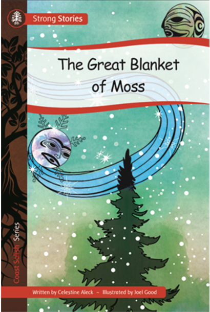 Book - The Great Blanket of Moss