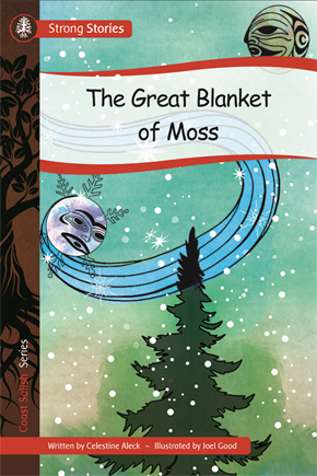 Book - The Great Blanket of Moss-1