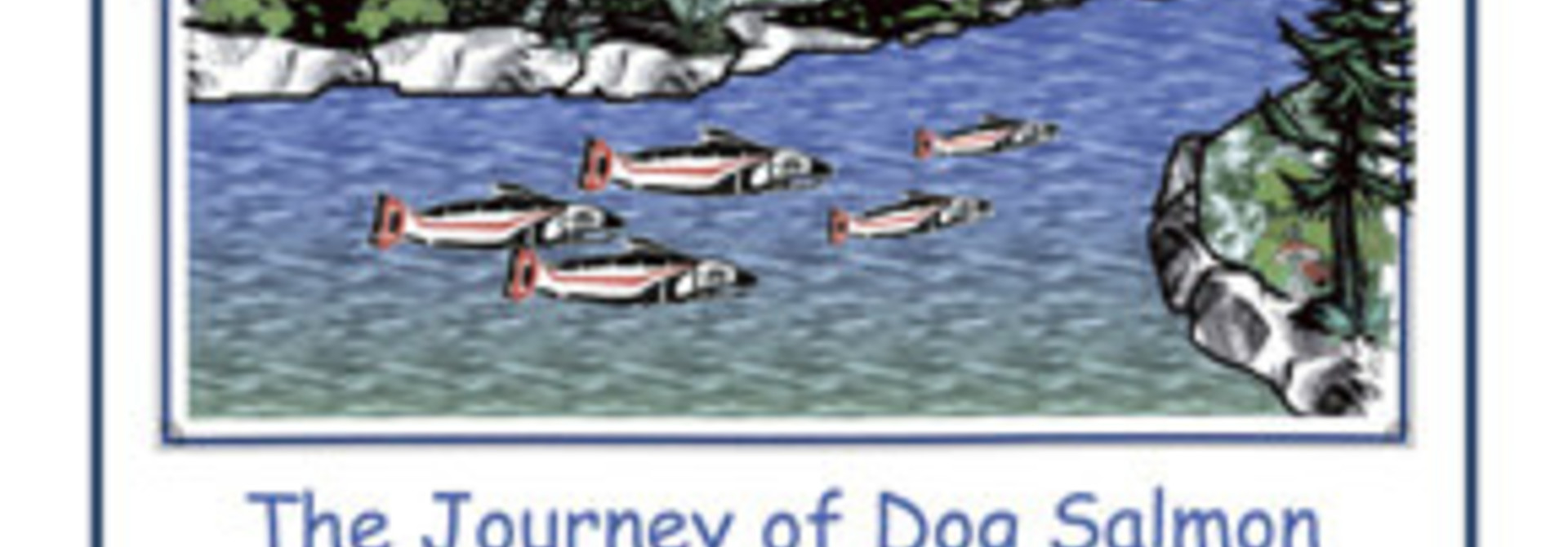 Book-The Journey of Dog Salmon