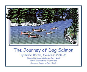 Book-The Journey of Dog Salmon-1