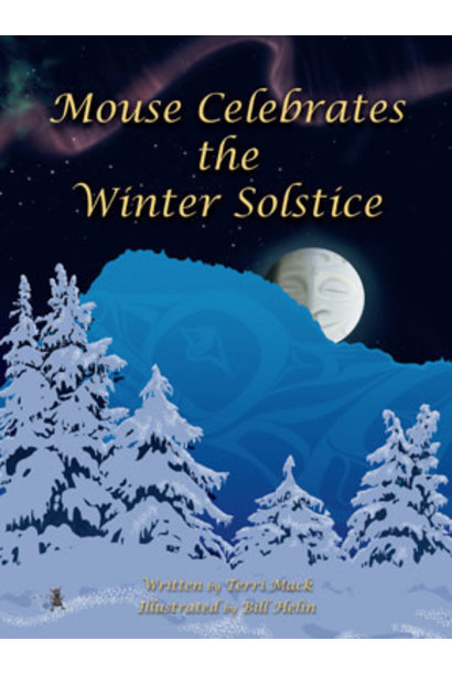 Book -Mouse Celebrates the Winter Solstice