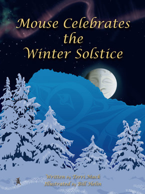 Book -Mouse Celebrates the Winter Solstice-1