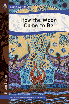 book- How the Moon Came to Be-1