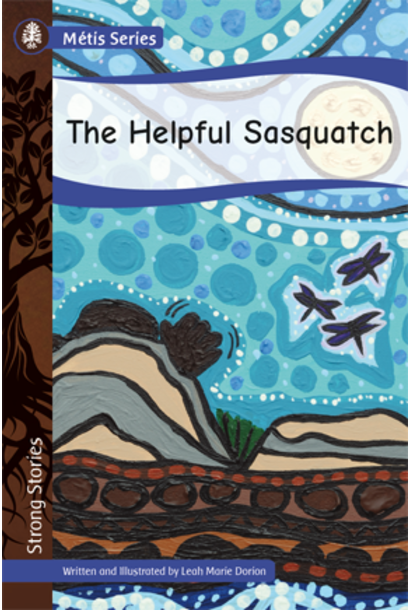 Book-The Helpful Sasquatch