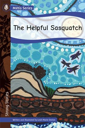 Book-The Helpful Sasquatch-1