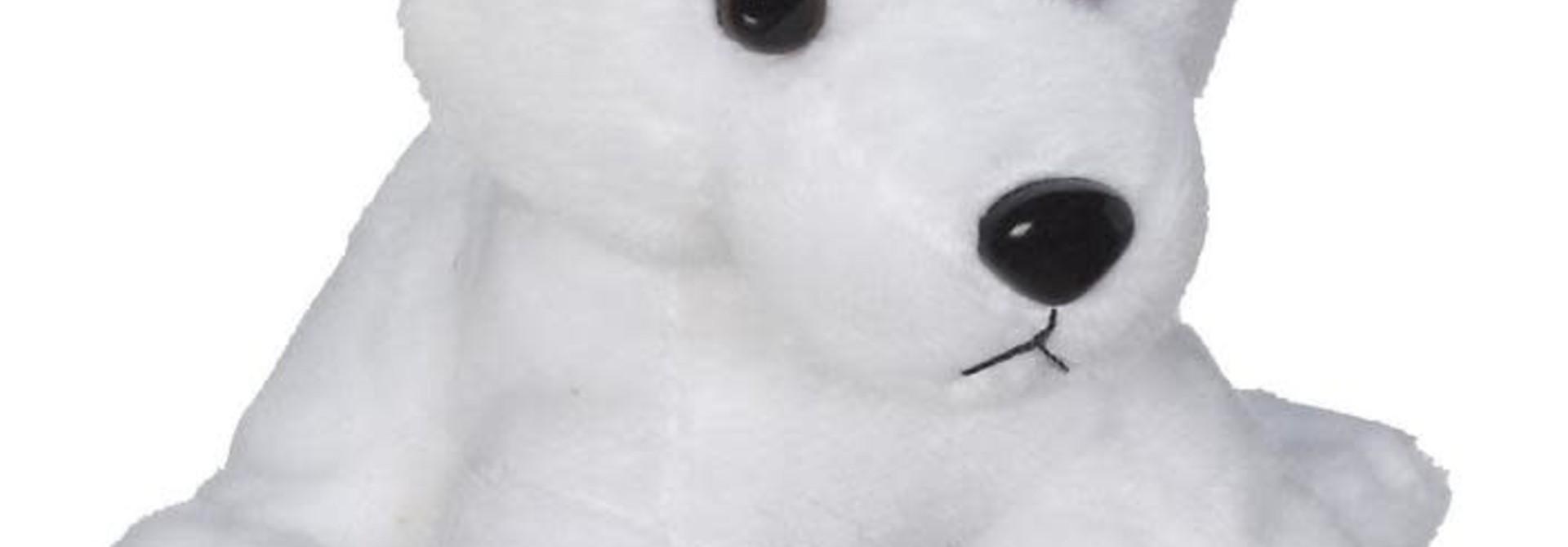 Moka the Spirit Bear - Finger Puppet