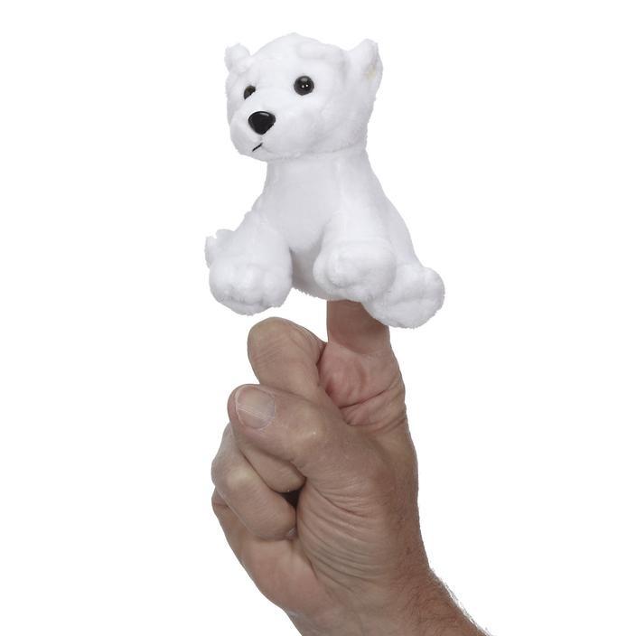Moka the Spirit Bear - Finger Puppet-3