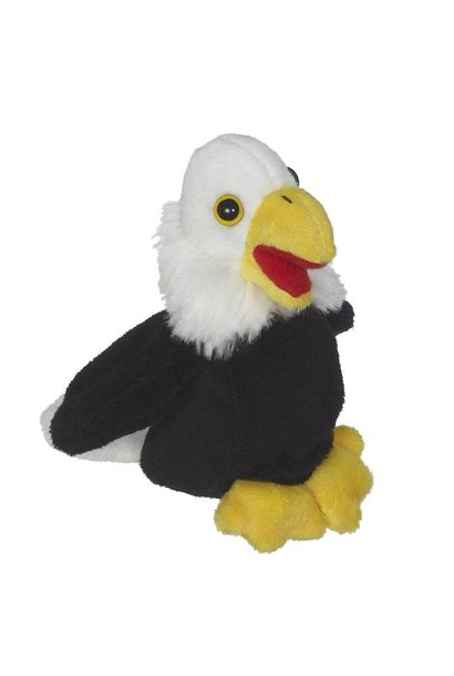 Valdy the Eagle Finger Puppet